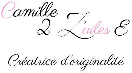 Logo Camille 2 z'ailes E