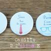 badge magnet marque-place dessin retro 2