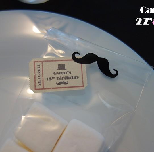 sachet bonbon moustache 2