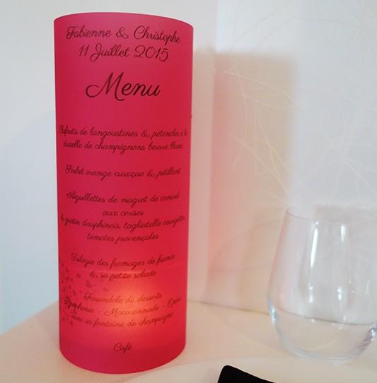 menu photophore fuchsia noir 1