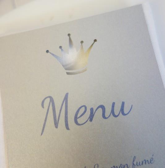 menu couronne prince argent bleu 2