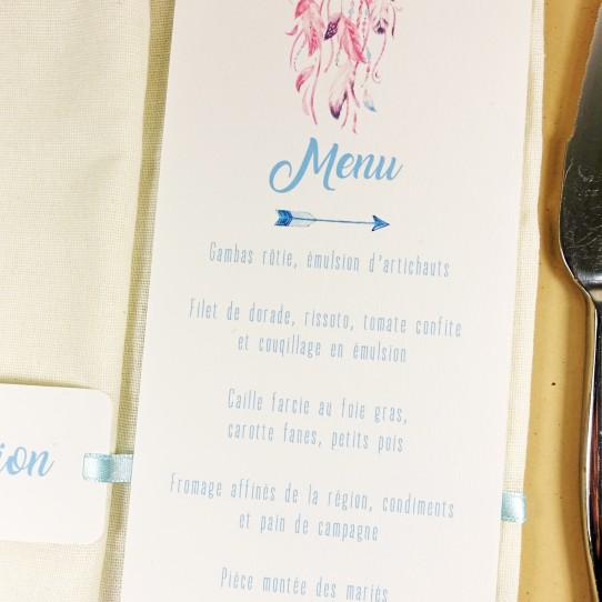 menu attrape-reve