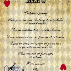 menu carte reine coeur 2