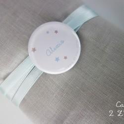 badge marque-place étoile