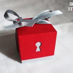 boite double chevalier rouge gris 2