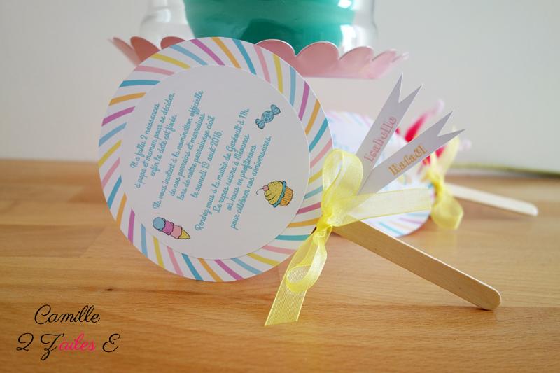 Idée cadeau pour invités d un anniversaire