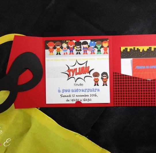 invitation-super-heros-rouge-noir-2