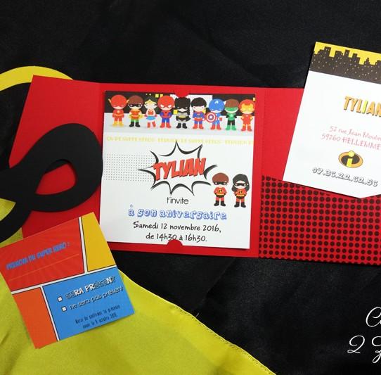 invitation-super-heros-rouge-noir-4