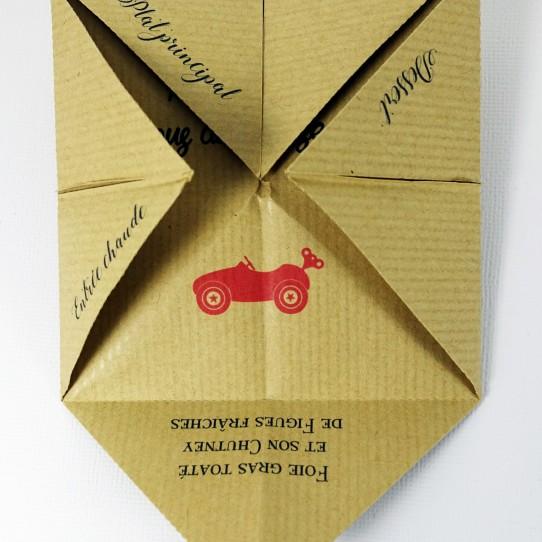 menu cocotte kraft voiture vintage 3