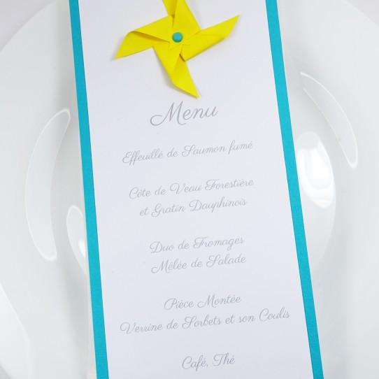 menu serviette moulin vent 2