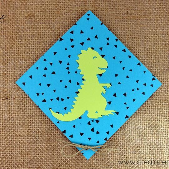 invitation dinosaure 1