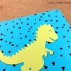 invitation dinosaure 2