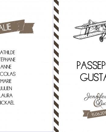 menu passeport