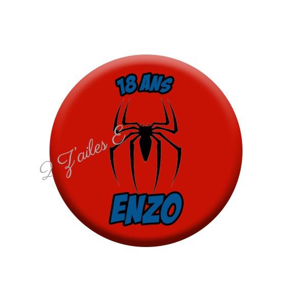 B32 spiderman
