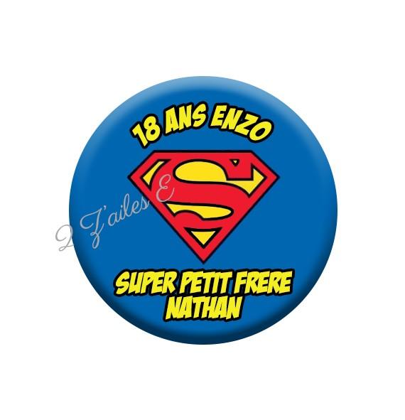 B32 superman