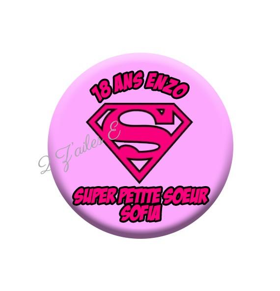 B32 superwoman