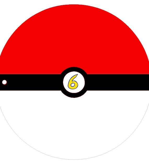 invit pokemon ball
