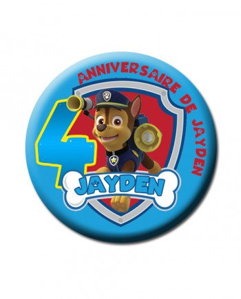 badge pat patrouille chase 2