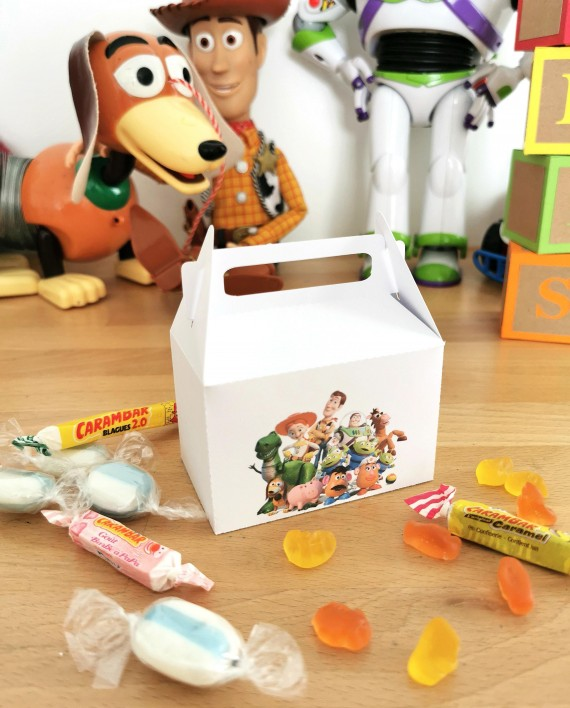 boite bonbons toy story